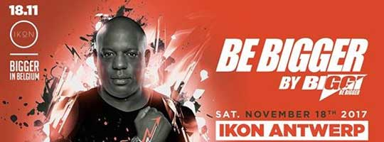 Be Bigger by BIGGI - Bigger in Belgium | IKON - 18/11/2017