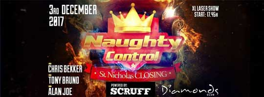 NaughtyControl - St. Nicholas - Double Bang | Diamonds Club - 03/12/2017