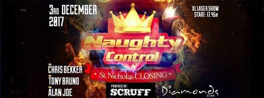 NaughtyControl - St. Nicholas - Double Bang | Diamonds Club - 03/12/2017