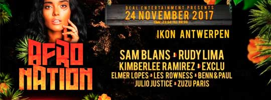 Afro Nation | IKON - 24/11/2017
