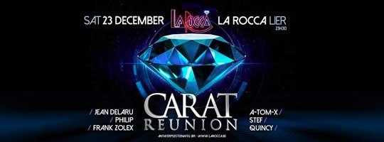 Carat Reunion | La Rocca - 23/12/2017
