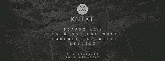 3Y KNTXT | Fuse - 26/01/2018