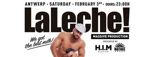 H.I.M presents LaLeche! | IKON - 03/02/2018