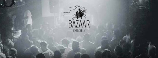 Bazaar Club in Brussels
