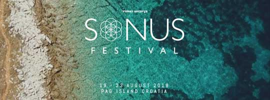 Sonus Festival 2018 | Zrce Beach Pag - 19/08/2018