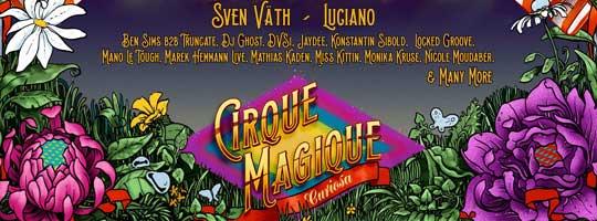 Cirque Magique 2018 | Ledegem - 03/08/2018