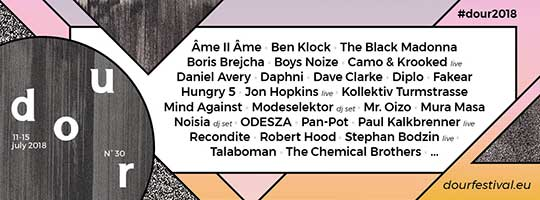 Dour Festival 2018 | Free tickets to win!