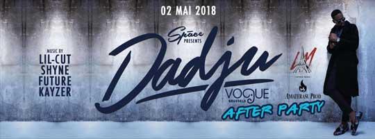 DADJU | Vogue Brussels - 02/05/2018