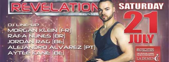 Revelation | Bazaar - 21/07/2018