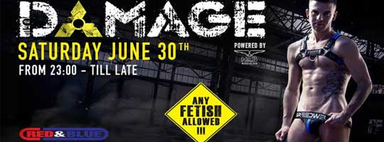 Damage | Cargo Club - 30/06/2018