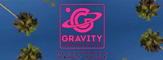 Gravity - Electronic Dance Pride Edition 2018 | Club Z im Zimmermanns - 06/07/2018