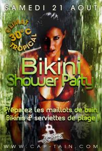 BIKINI SHOWER PARTY - 21/08/2010 | Cap'tain