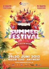Summerfestival : SUMMERFESTIVAL 2013 - 29/06/2013