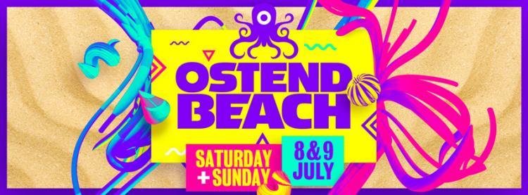 Ostend Beach Festival : Ostend Beach 2017 - 08/07/2017