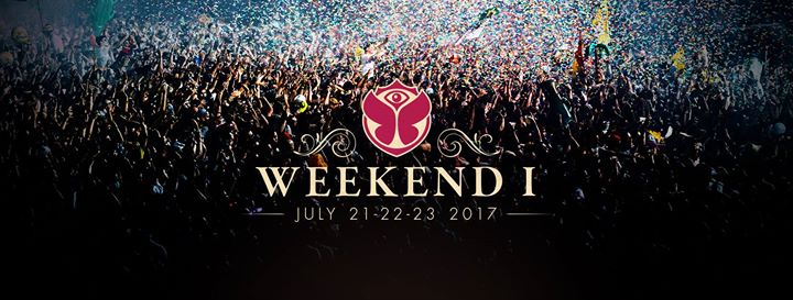 Tomorrowland : Tomorrowland 2017 - Weekend 1 - 21/07/2017