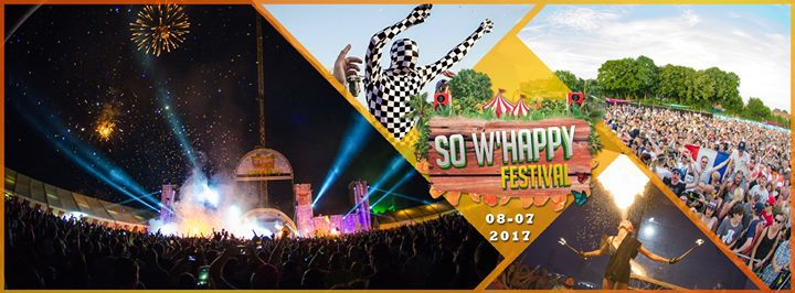 So W'Happy Festival : So W'Happy Festival 2017 - 08/07/2017