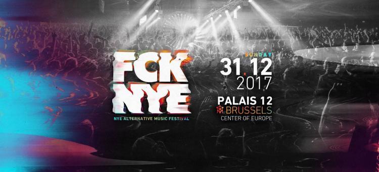 F*CKIN' BEAT : Fcknye Festival 2017 - 31/12/2017