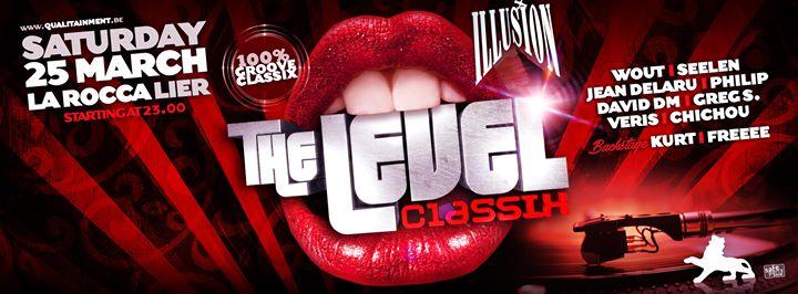 Illusion Level Classix - 25/03/2017   La Rocca