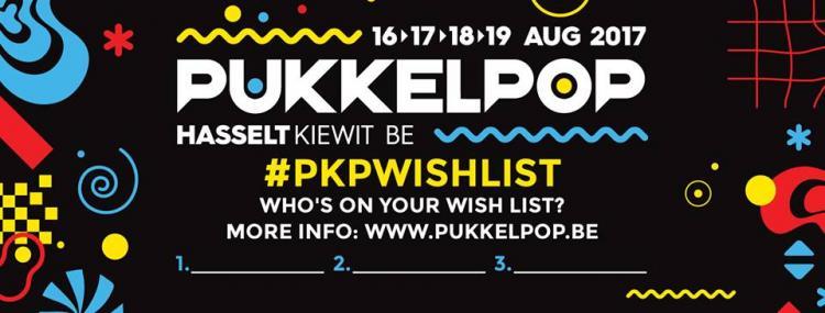 Pukkelpop : Pukkelpop 2017 - 16/08/2017