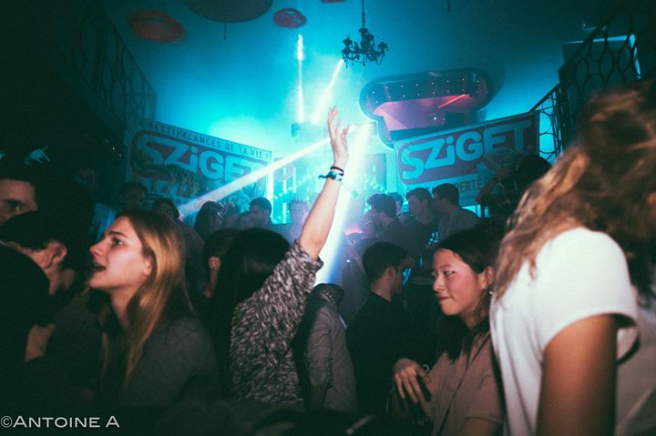 Sziget Party #2 - 24/03/2017 | You Night Club