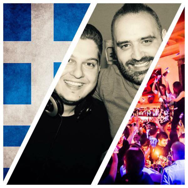 Greek Party - Dj Yanni & Padeli - Saturday 11/03/2017, La