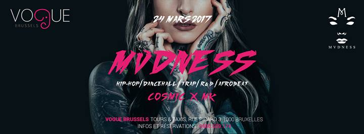Mvdness - 24/03/2017 | Vogue Brussels