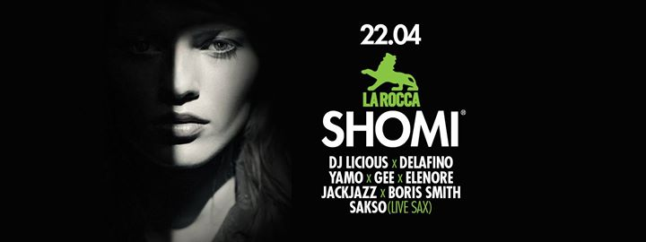 SHOMI - It's all in the family - 22/04/2017 | La Rocca