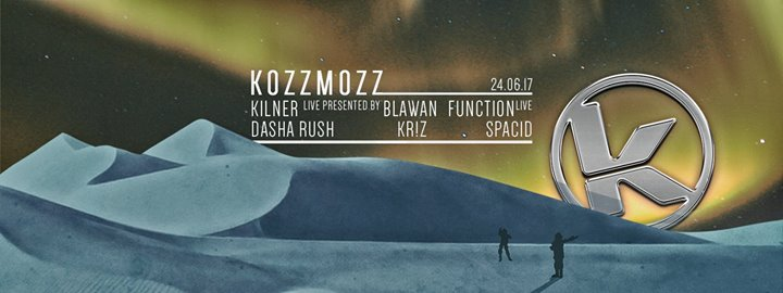 Kozzmozz : Kozzmozz - Captain log NCC-1701-K  - 24/06/2017