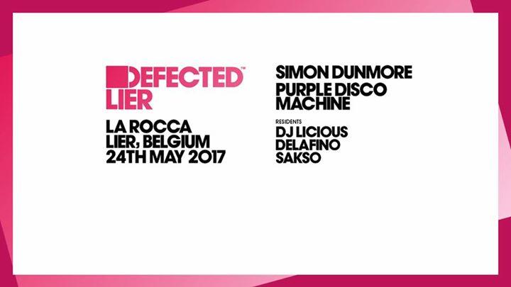 Defected - 24/05/2017   La Rocca