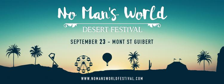 No Man's World festival : No Man's World Festival - 23/09/2017