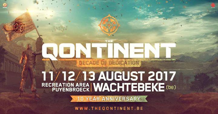 The Qontinent : The Qontinent - Decade of Dedication - 11/08/2017