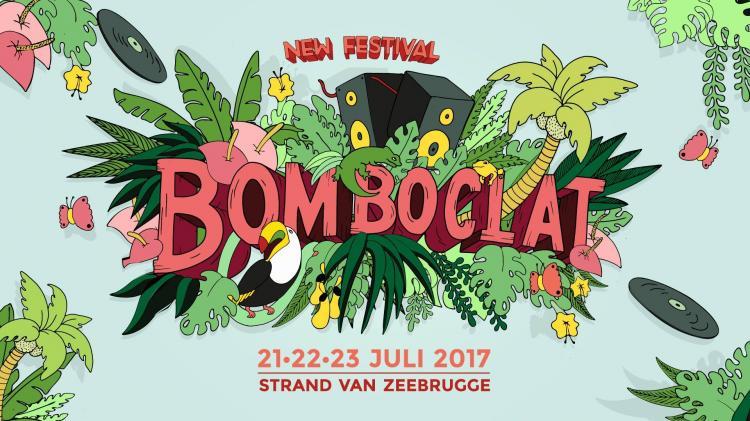 Bomboclat : Bomboclat Festival - 21/07/2017