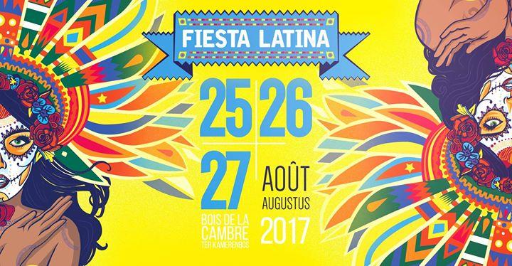 Fiesta Latina : Fiesta Latina 2017 - 25/08/2017