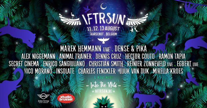Aftrsun Festival : Aftrsun Festival 2017 - 11/08/2017