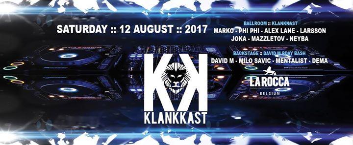 Klankkast - 12/08/2017 | La Rocca