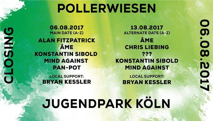 Pollerwiesen : PollerWiesen Closing 2017 - 13/08/2017