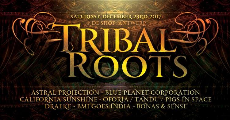 party Tribal Roots
