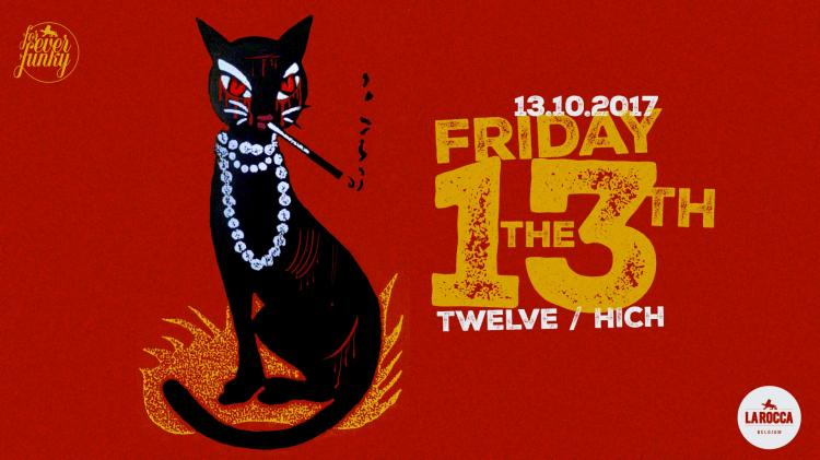 Friday The 13th - 13/10/2017 | La Rocca