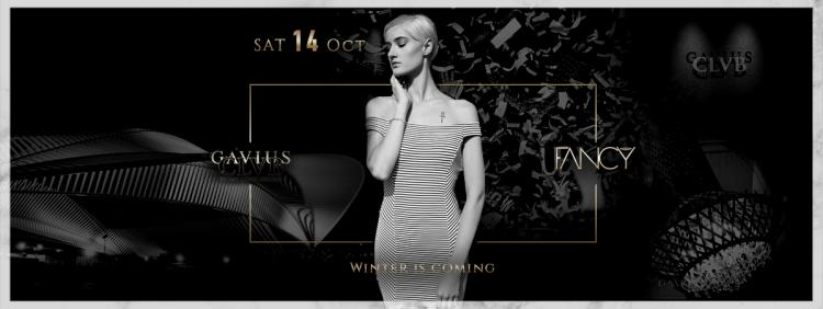 FANCY - 14/10/2017 | Gavius Club