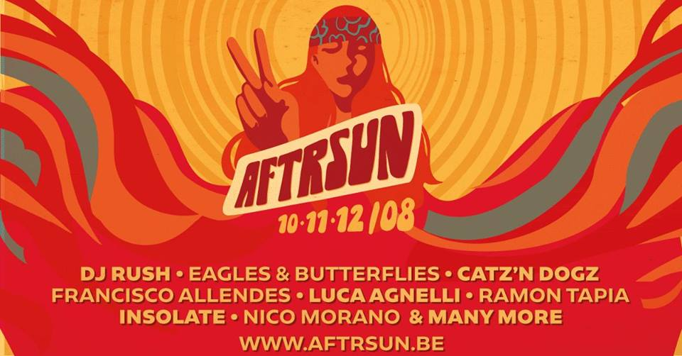 Aftrsun Festival : Aftrsun festival 2018 - Vrijdag 10/08/2018