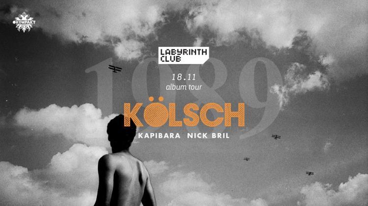 soirée Kölsch 1989 album tour (SOLD OUT)