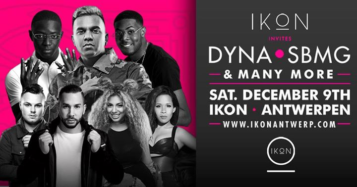party Ikon Invites DYNA & Friends ft. SBMG