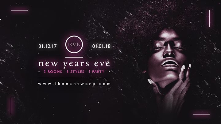 party NYE 2017 - 2018 | 3 Rooms