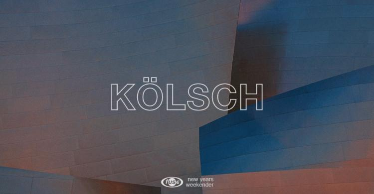 FUSE PRESENTS: NEW YEARS EVE WITH KöLSCH - 31/12/2017 | Fuse