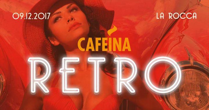 soirée Cafeina Retro