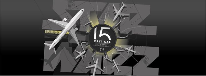 soirée Star Warz presents 15 Years Of Critical Music