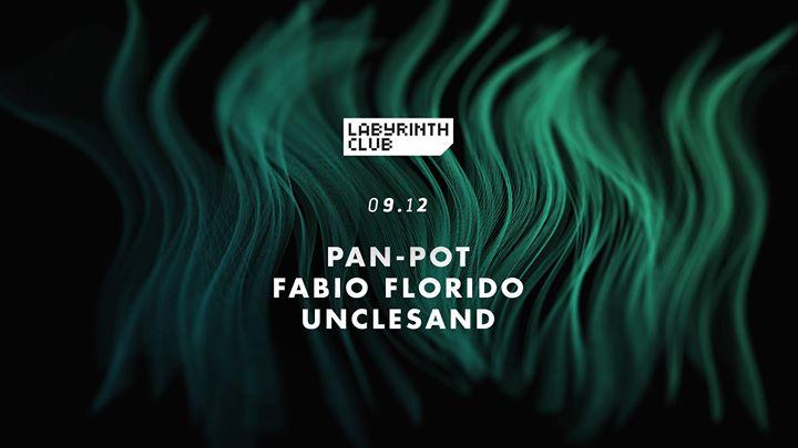 soirée Pan-Pot, Fabio Florido and Unclesand