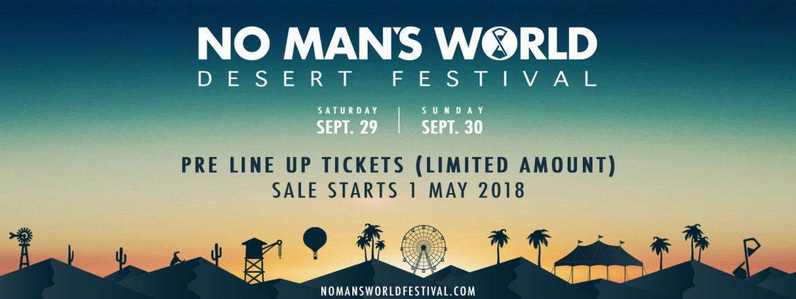 party No Man's World 2018