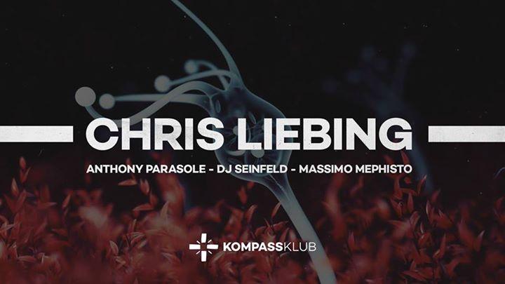 soirée Chris Liebing - 4 hour set