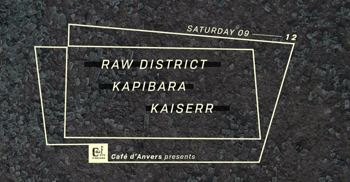 party Raw District - Kapibara - Kaiserr
